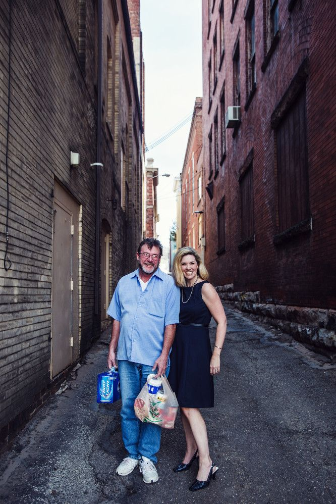 Meet Me in the Alley   Portraits, photo by: Bennett McKinley