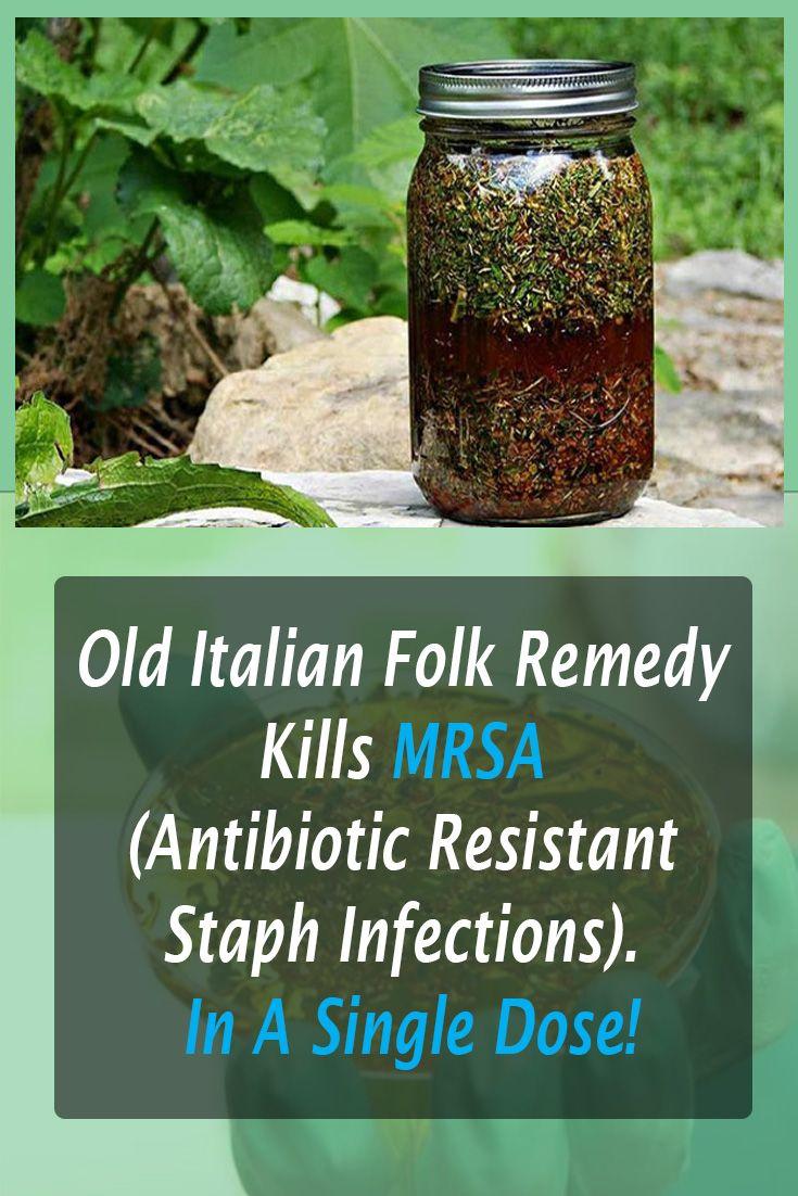 Natural remedy kills MRSA #naturalcures
