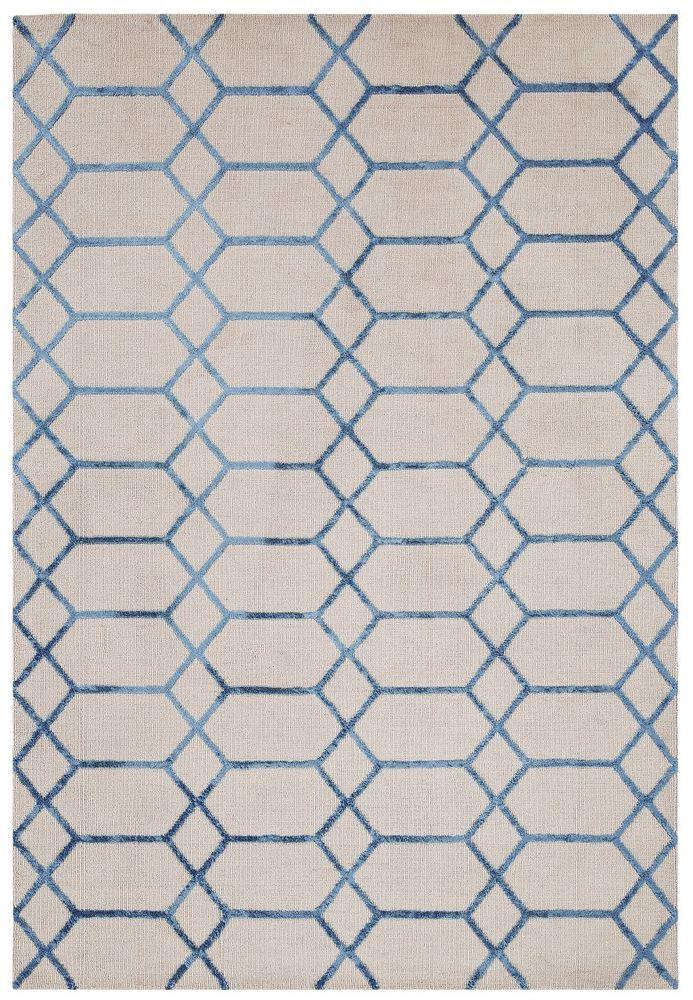 Details zu Teppich Wohnzimmer Carpet modernes Design KOKO GEOMETRIE - teppich wohnzimmer grau
