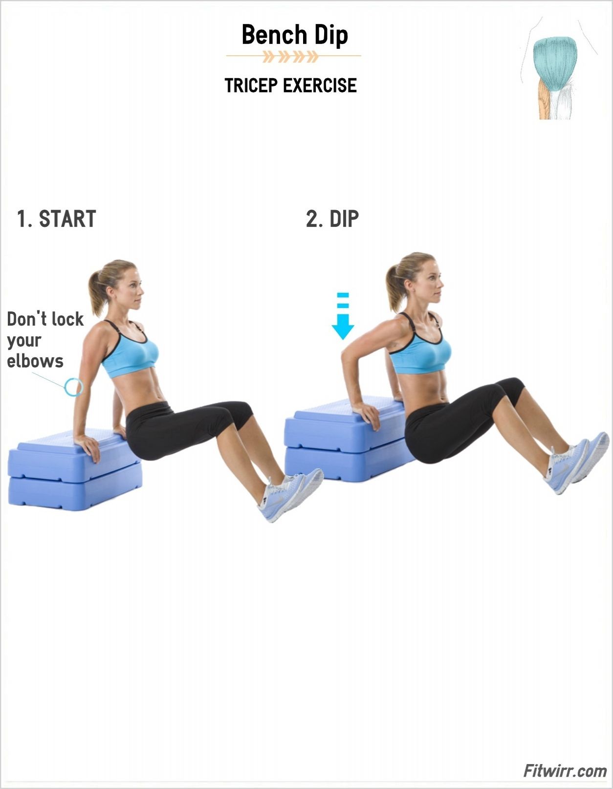 Outstanding Tricep Dips Workout Guide Exercise Workout Pdpeps Interior Chair Design Pdpepsorg