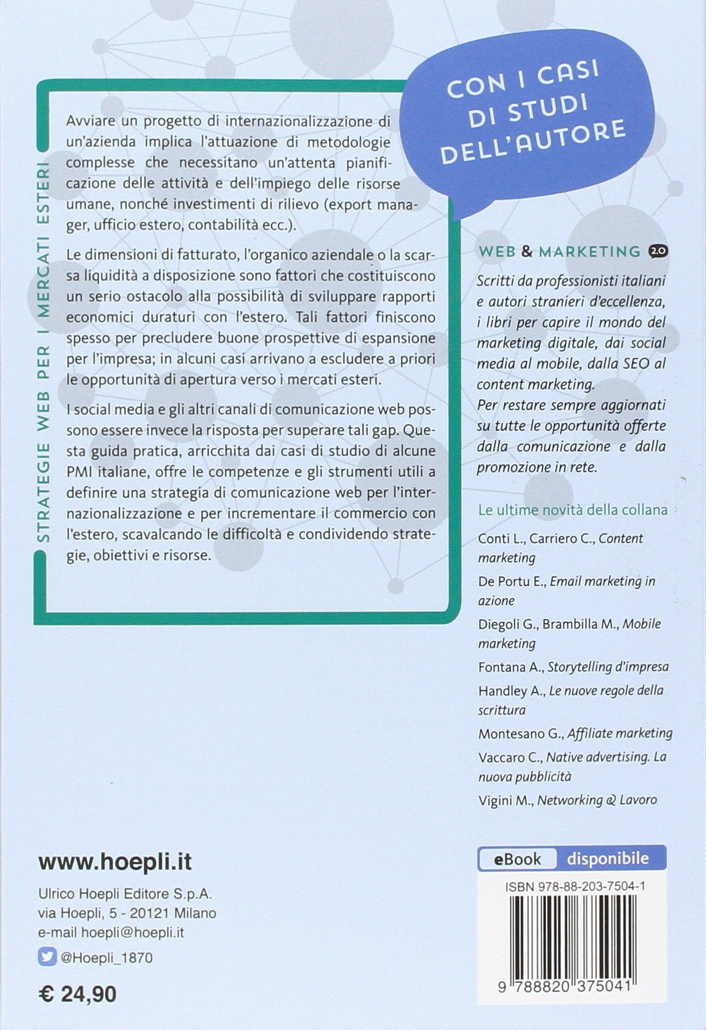Strategie Web Per I Mercati Esteri Web Strategie Esteri