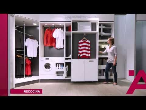 Resource Furniture: Italian Designed Space Saving Furniture   YouTube