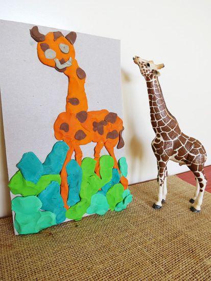 Art For Kids Modelling Clay Pictures Kids Art Art For Kids