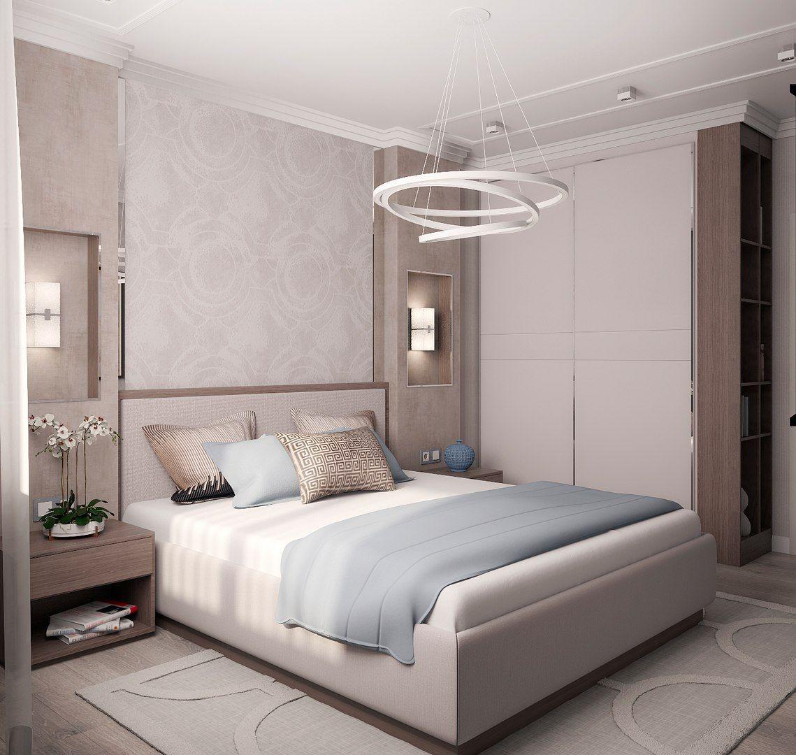 Дизайн проект маленькой квартиры в стиле модерн в г: Дизайн однокомнатной квартиры в современном стиле