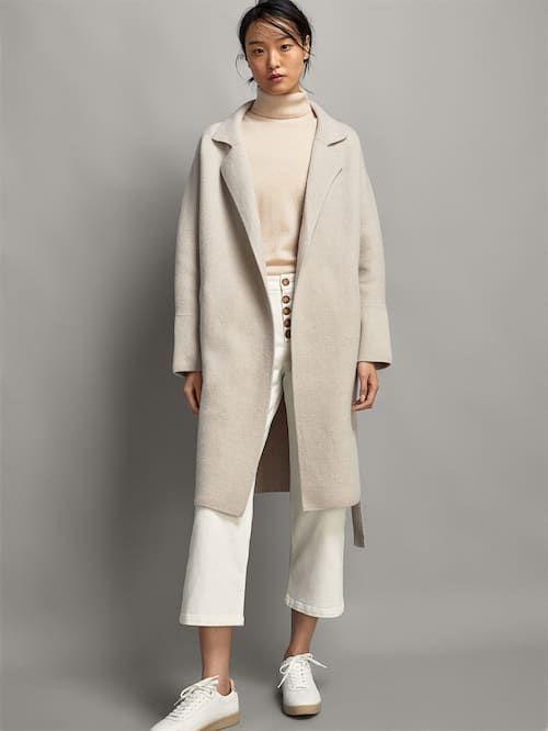 Abrigos De Mujer Massimo Dutti Colección Otoño Invierno 2018 Pantalones De Moda Moda Casual Mujer Moda Para Mujer