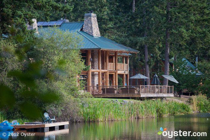 The Lakedale Resort at Three Lakes -- San Juan Islands WA ...