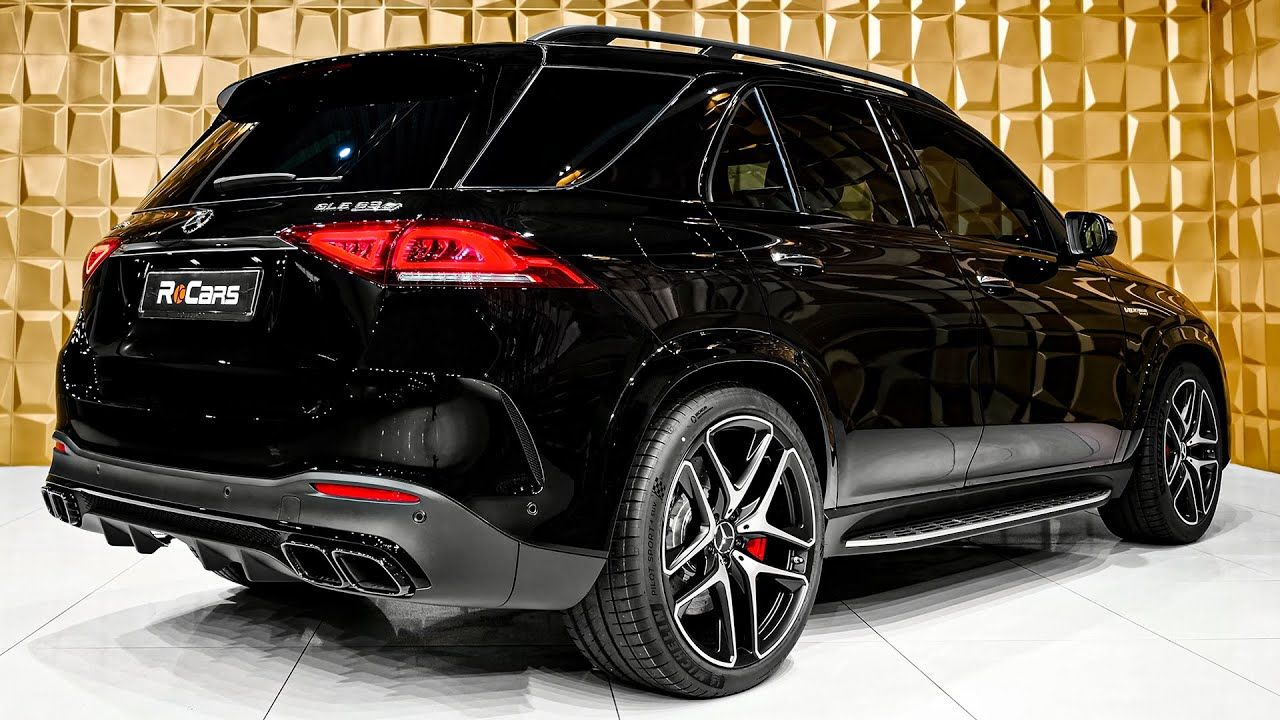 New Mercedes Amg Gle 63s 2020 Black Beast Is Here New Mercedes Amg Mercedes Amg New Mercedes