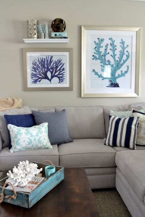 Attractive Beach House Decor Ideas   Interior Design Ideas For Beach Home