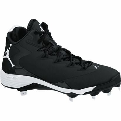 designer fashion 3a733 c2afb Nike Jordan Super Fly 3 Metal Baseball Cleat delivers high-performance  impact protection and traction on the baseball field.