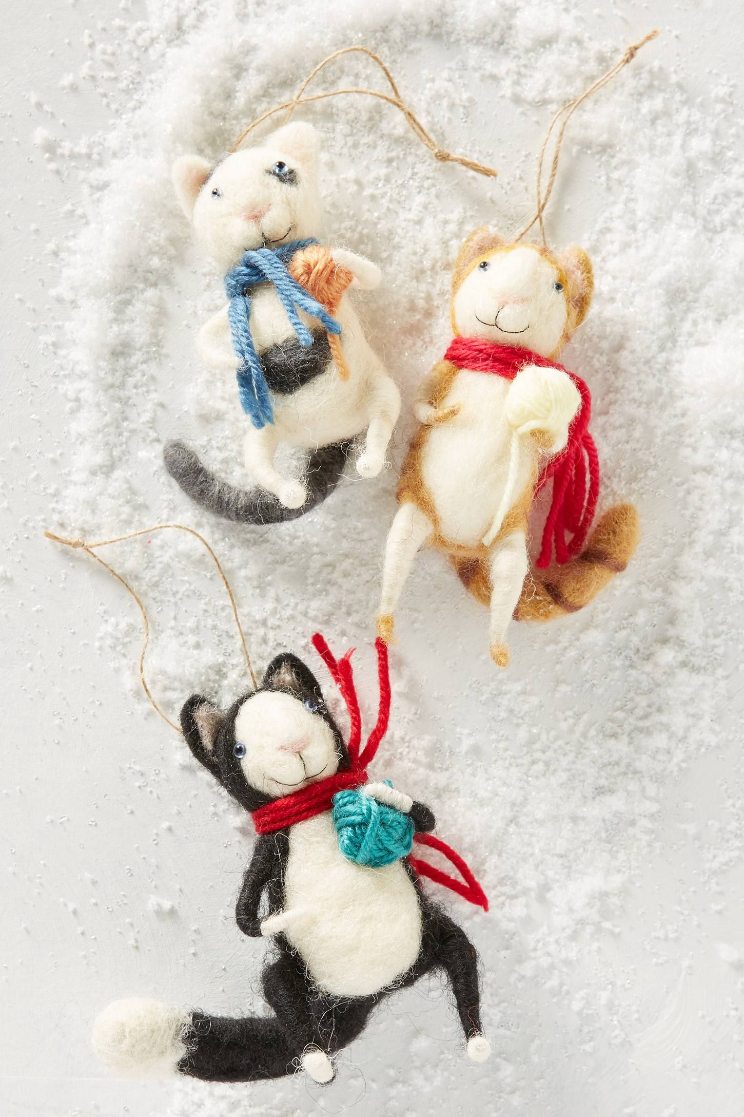 Anthropologie's Christmas Arrivals: Ornaments  Topista