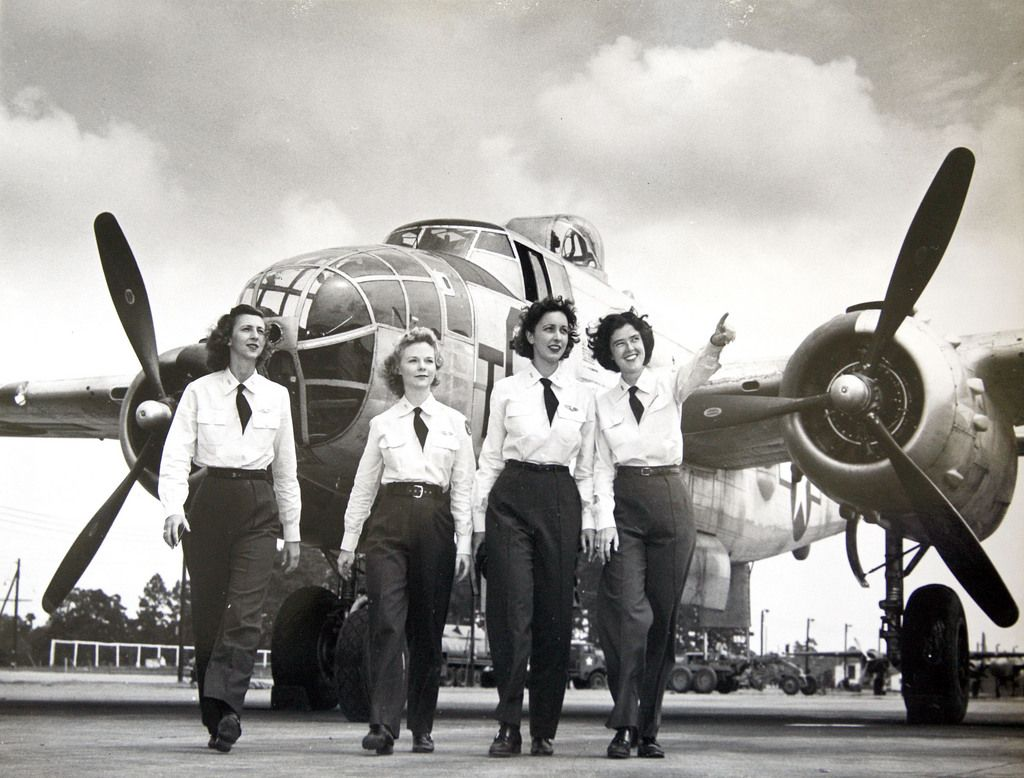 WWII women pilots to get 'long-overdue' honor; Local woman who died while…