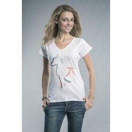 Dress-Art T SHIRT CREATIVE E DIVERTENTI, #tshirtlupo : www.dress-art.it