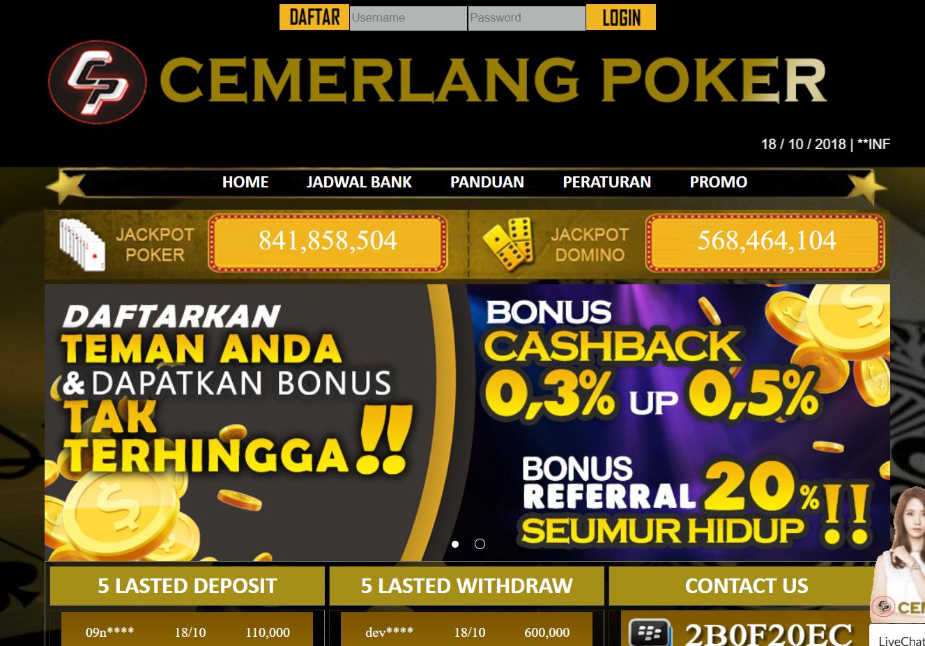 Daftar Cemerlangpoker Cemerlangpoker Cemerlang Poker Www Cemerlangpoker Com Cemerlangpoker Logi Poker Teman