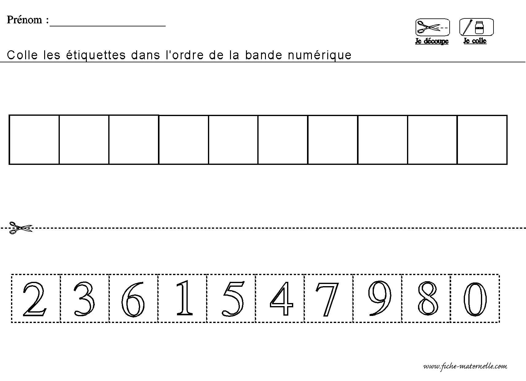 maternelle la bande numrique en moyenne section et grande section - Maternelle Grande Section