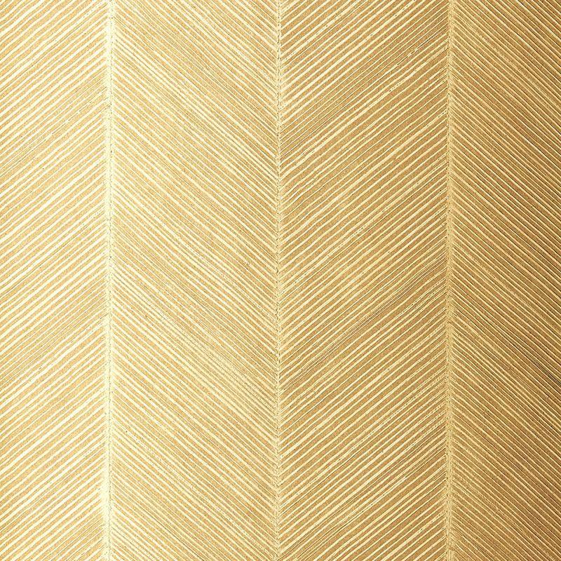 5005651 Chevron Texture White Gold Schumacher Wallpaper Schumacher Wallpaper Herringbone Wallpaper White And Gold Wallpaper