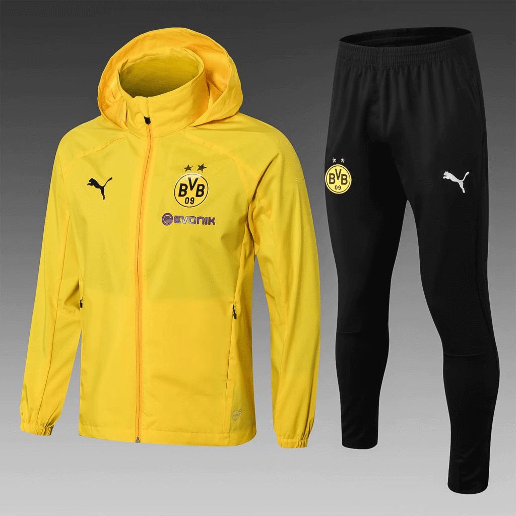 Borussia Dortmund Chaqueta con capucha Leistungstr/äger