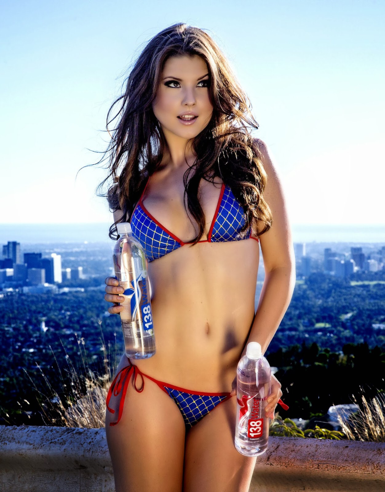 Young Amanda Cerny nude photos 2019