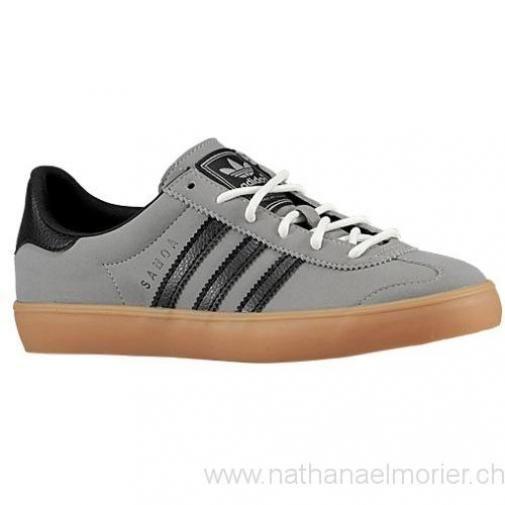 b320f834546348 Kinder - adidas Originals Samoa Vulc Grade School Sportschuhe Solid Grey Rot  Weiß - Schuhe Größe 28
