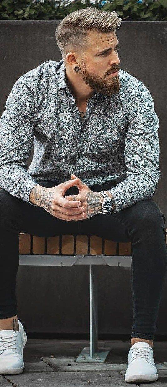Photo of 18 Bartstile Männer sollten versuchen, gekämmte Rückenfrisur zu ergänzen – neue Seite