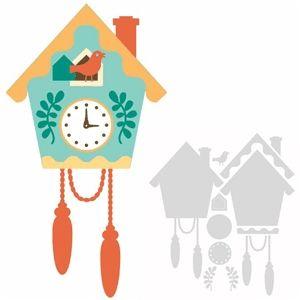 Cuckoo Clock Kit 2 Clock Painting Birdhouse Designs Felt