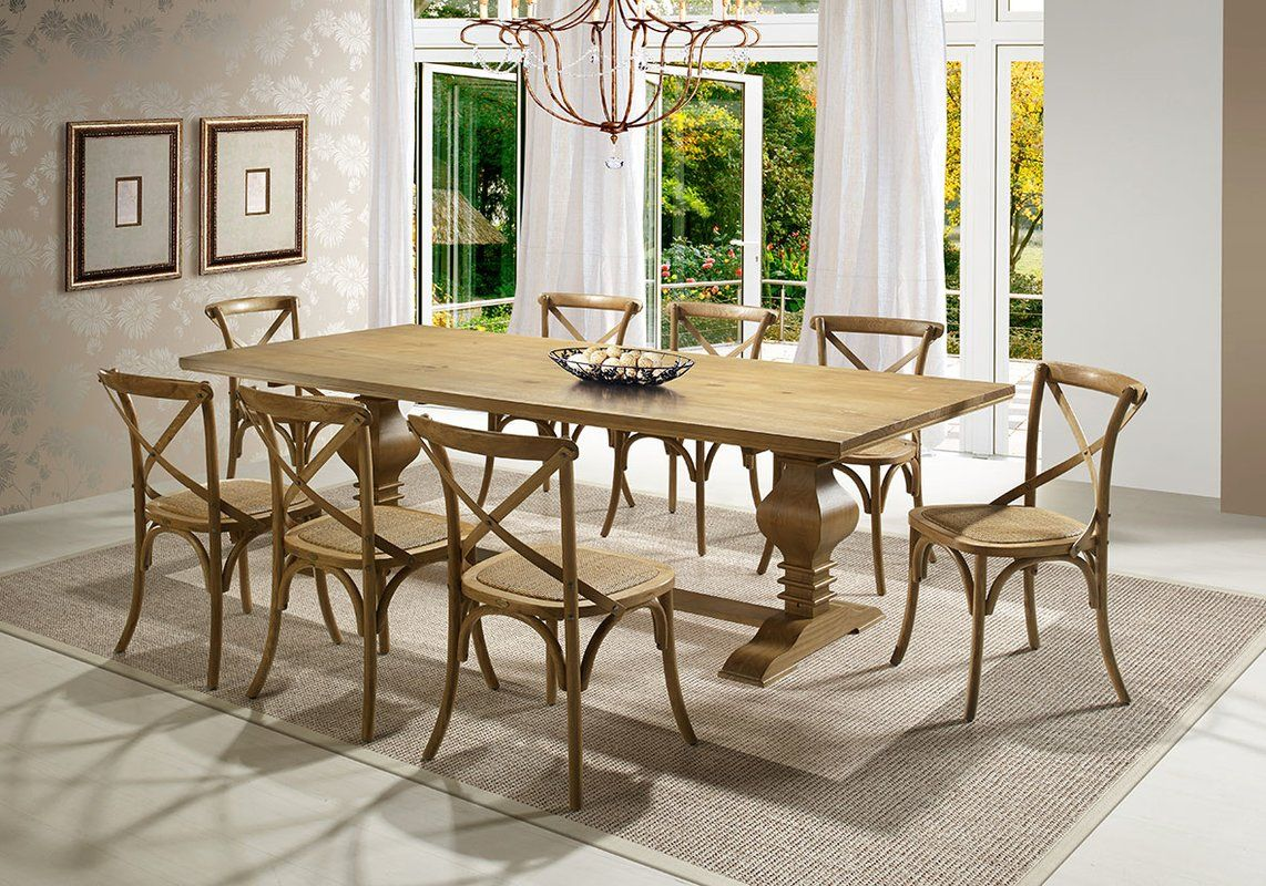 Pin By Christine Campbell On Office Oak Dining Table Dining Table In Kitchen Furniture