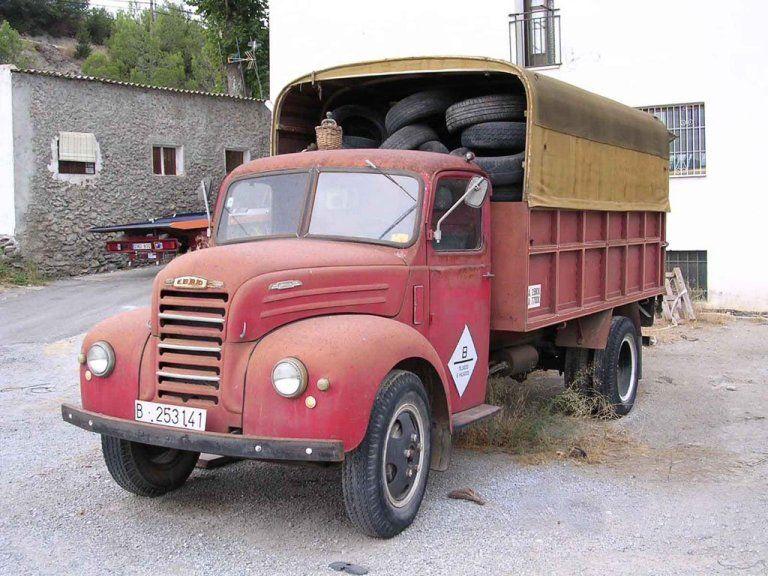 Pin De Juan Hernandez Maranatha2010 En Camiones Furgonetas Y Autobuses Camiones Clásicos Camiones Automocion