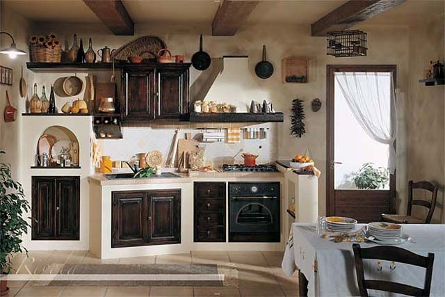 borgo-antico-cucine-su-misura.jpg (640×427) | monica | Pinterest ...