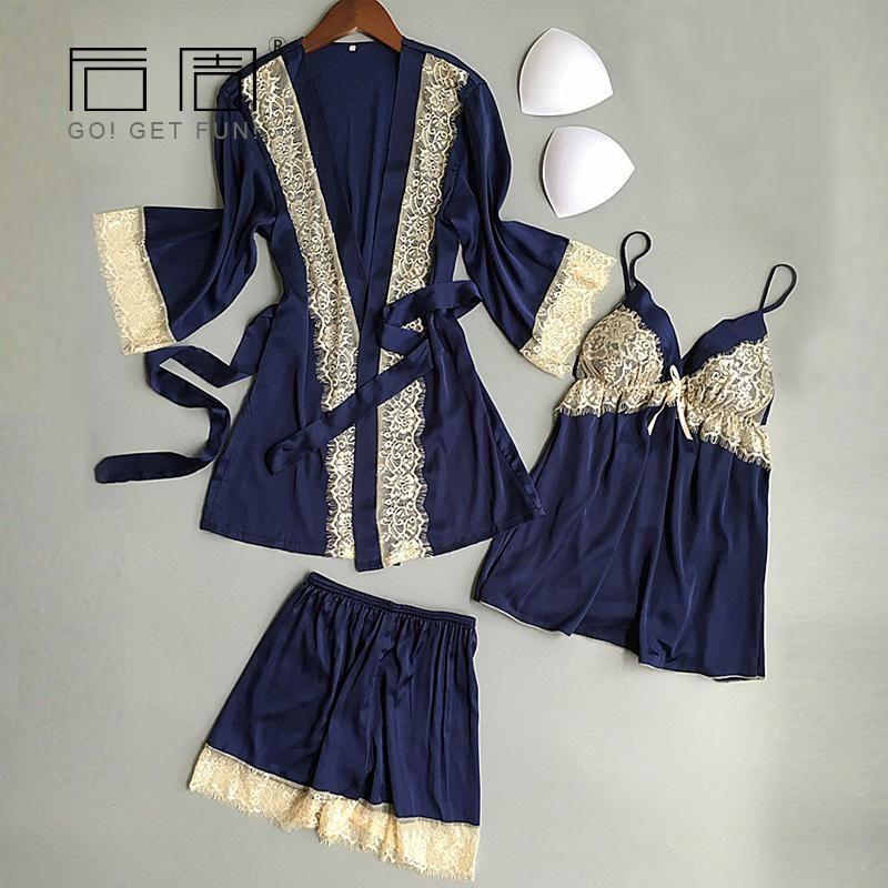 comprar popular 28a4e e1abc Conjunto para dormir   Chamus babydoles   Pijamas femeninas ...