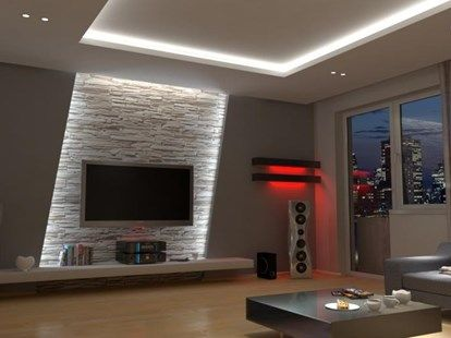 New Living Room Tv Decorating Ideas