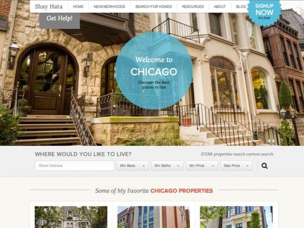 15 responsive real estate websites placester 008 web design