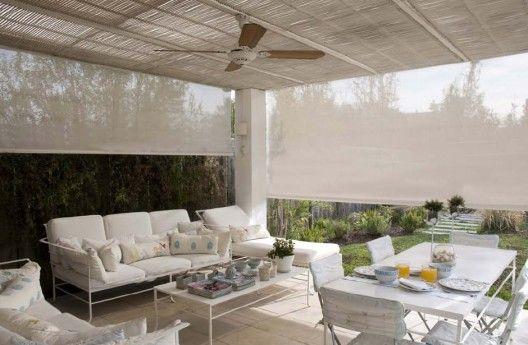 toldo retractil terraza - Buscar con Google Para el hogar