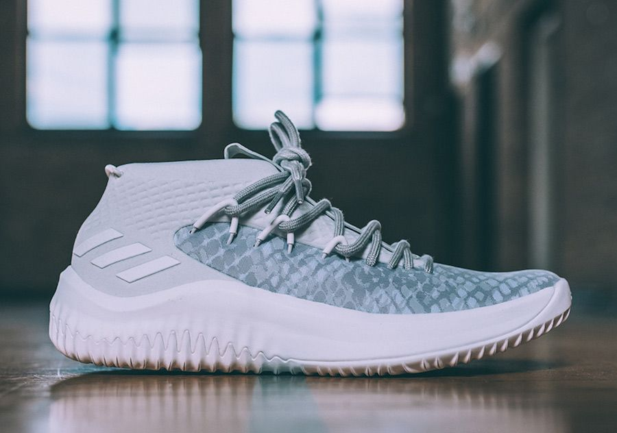 "hot sale online 0e5be 3e803 adidas Dame 4 ""Start to Finish"" Drops Tomorrow"
