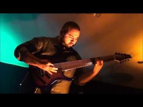 Animals As Leaders Tempting Time And New Song Live Bunters Truro 2011 08 26