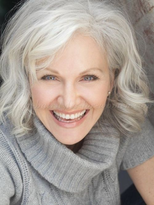 60 Gorgeous Gray Hair Styles