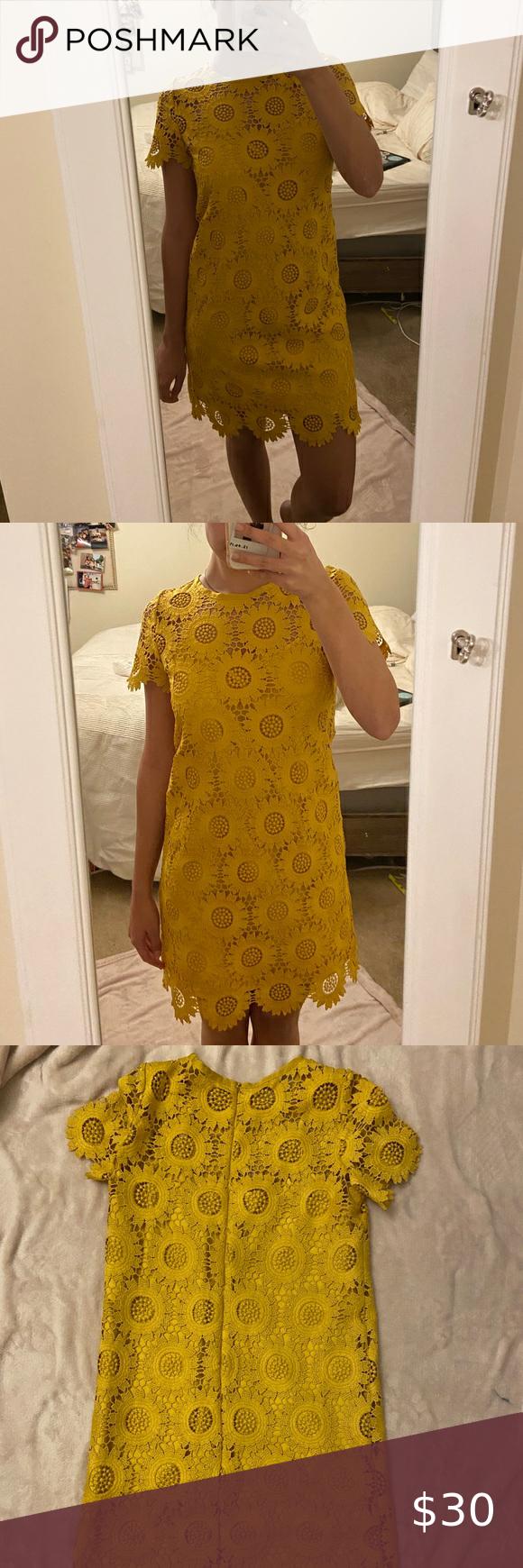 Sunflower Yellow Boho Sundress Boho Sundress Yellow Dress Sundress [ 1740 x 580 Pixel ]