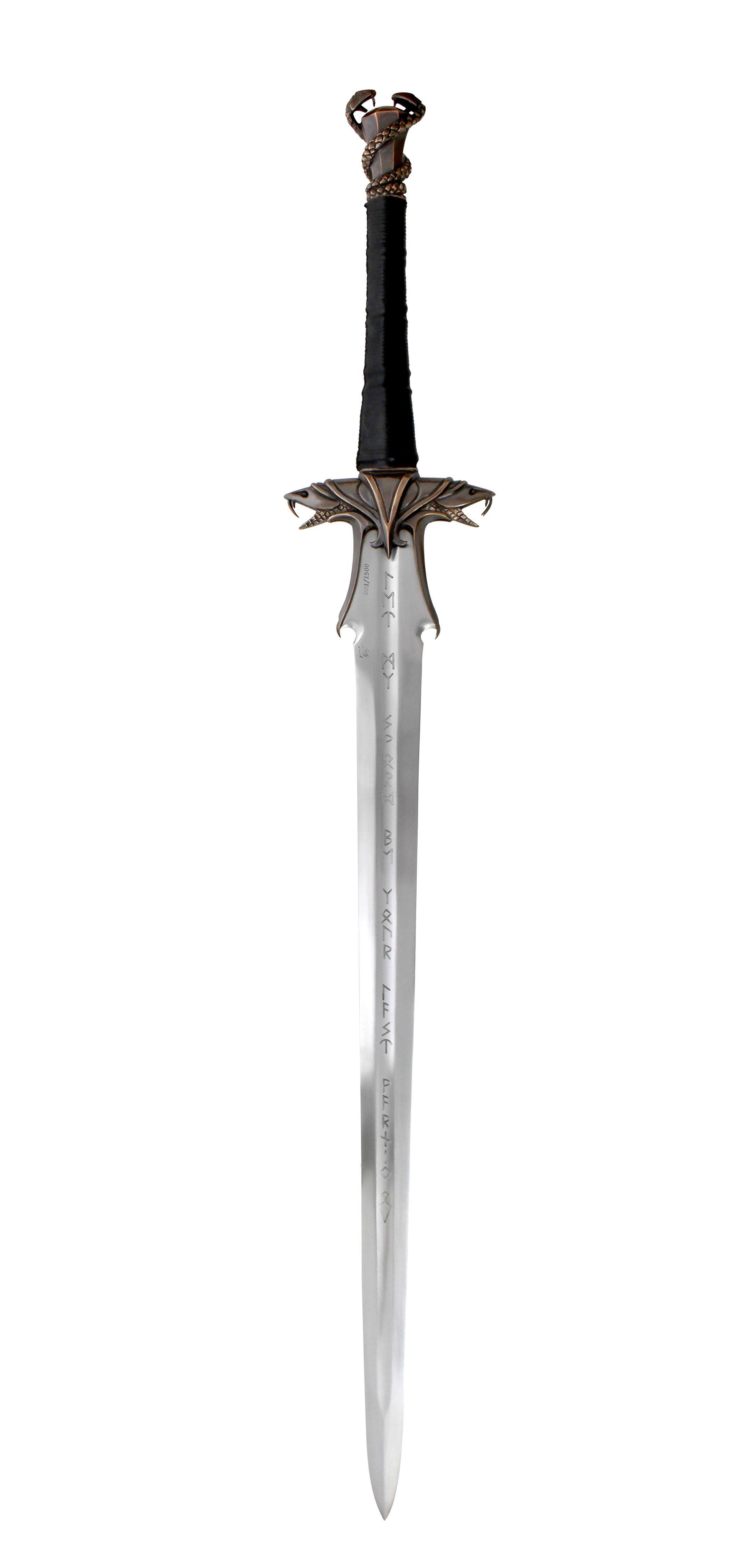 The Warmonger Barbarian Sword