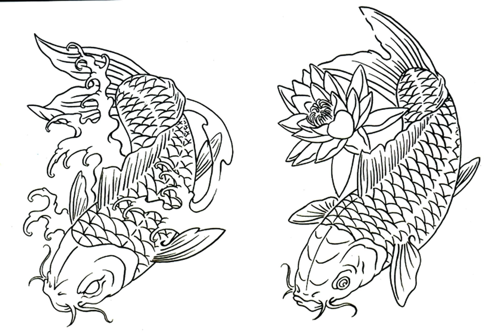 Cute Fish Coloring Pages For Kids From The Finding Nemo Movie Free Coloring Sheets Fish Coloring Page Koi Fish Drawing Fish Outline