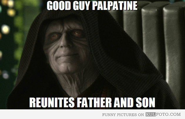 The Emperor Star Wars Quotes Google Search Star Wars Character Krieg Der Sterne Memes Star Wars