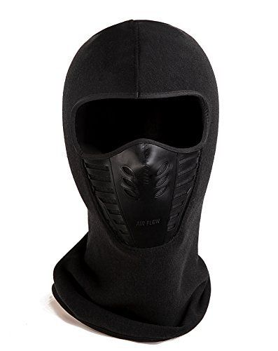 Zerdocean Winter Fleece Warm Full Face Cover Anti-dust Balaclava Windproof Ski  Mask Hat Breathable b8e351942