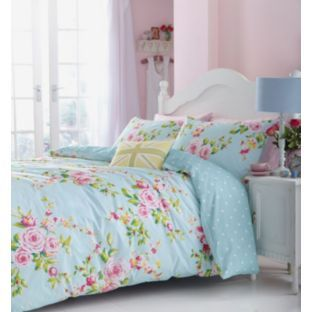 Canterbury Multi Double Duvet Set At Argos Co Uk Your Online For Cover Sets
