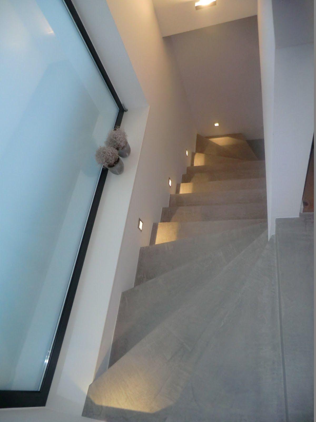 beton cire oberfl chen in beton look juni 2013 haus keller pinterest treppe haus. Black Bedroom Furniture Sets. Home Design Ideas