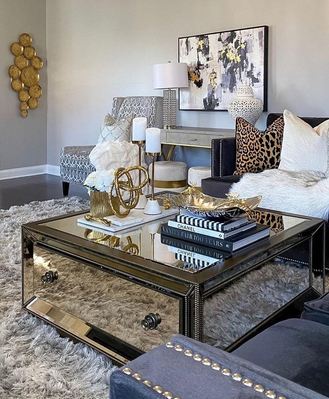 "Coco Furniture Gallery on Instagram: ""Coffee table gem 💎📲 305-600-7776! - @mojisstyle 😍😍✨ #realtor #realestatemiami #love #midtownmiami #interiordesign #southflorida…"""