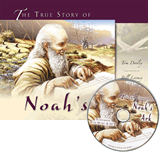 How Long Did It Take For Noah To Build The Ark True Stories Noah Flood Bible Timeline