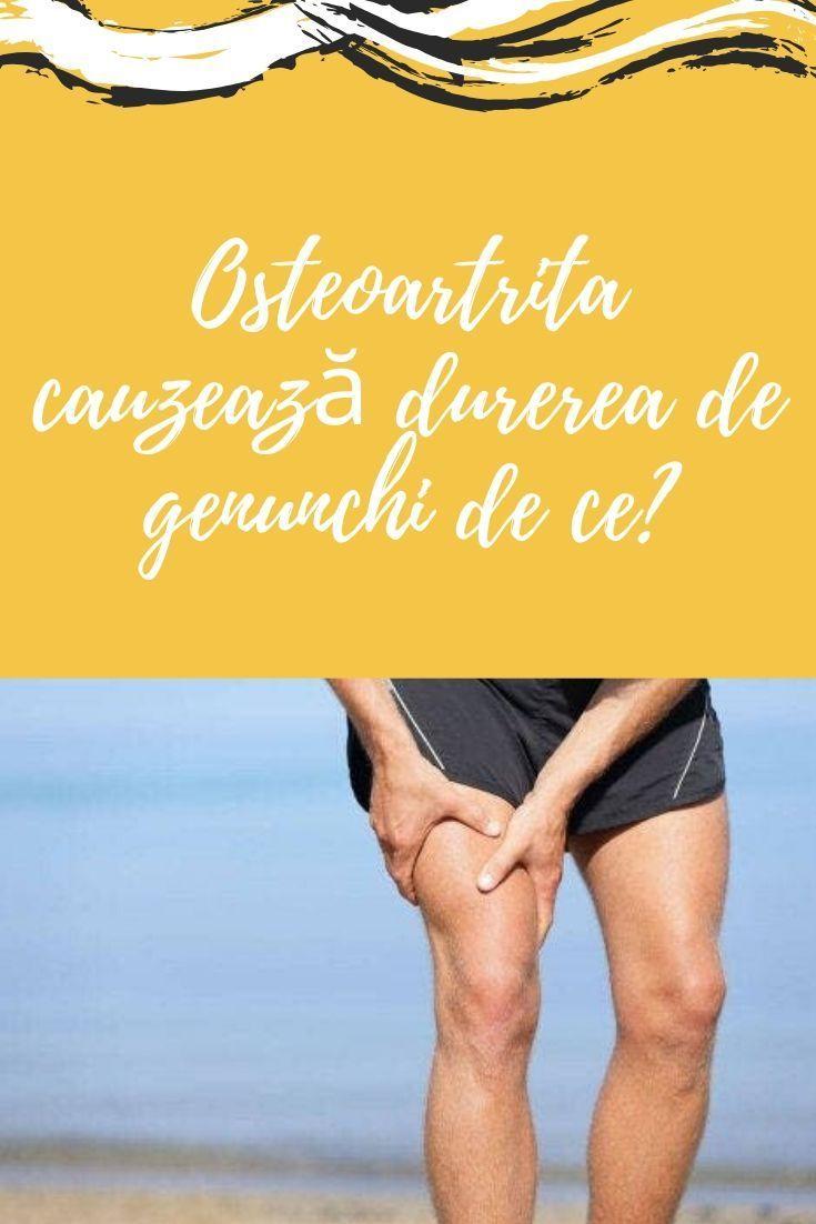 Osteoartrita cauzează durerea de genunchi: de ce?