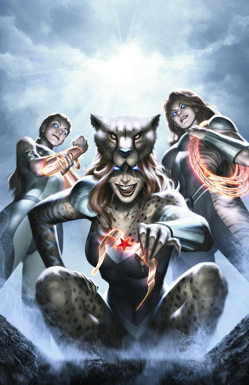 Wonder Woman Vol 1 608 Dc Comics Art Cheetah Dc Comics Comic Art