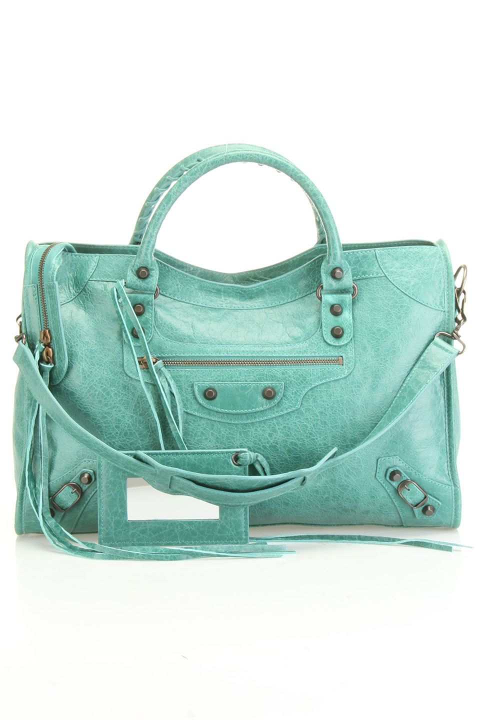 5f246766f937 Handbag In Green Sage.