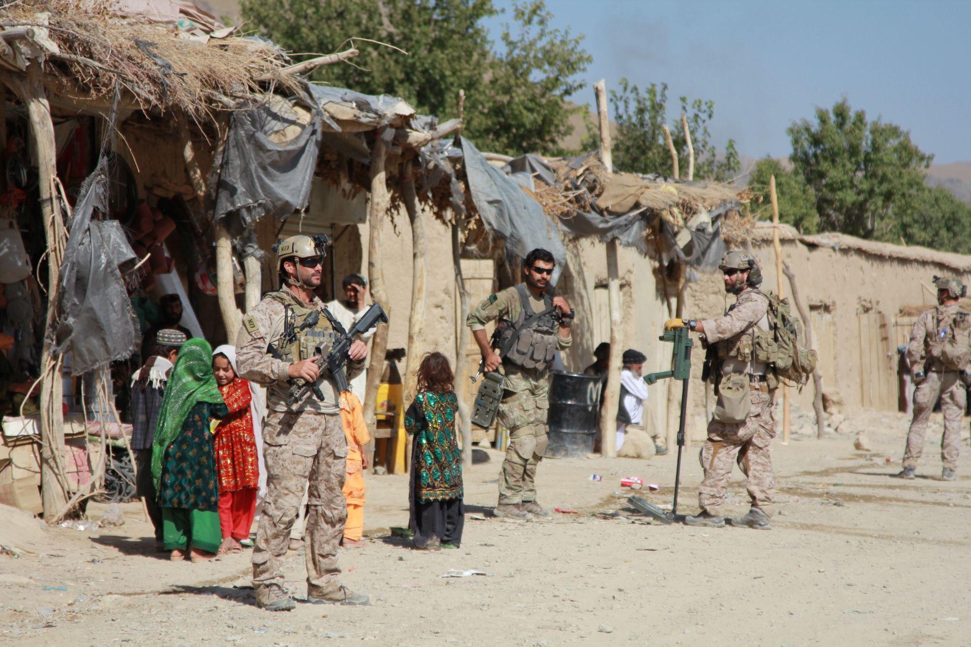 Navy SEALs, un lungo percorso di formazione per le forze ...