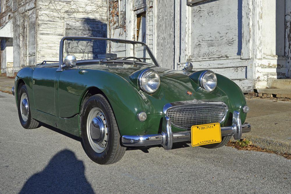 1961 Austin-Healey Bugeye Sprite   For Sale   Pinterest   Austin ...