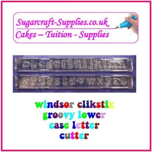 Clikstix Groovy Letter Cutter alleen als voorbeeld, wil ik wel eens een keer kopen.