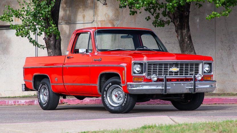 1974 Chevrolet Cheyenne Super Pickup J159 Kissimmee 2019 Chevy Trucks Gmc Trucks Chevy Diesel Trucks